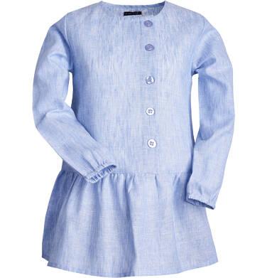 Endo - Sukienka z długim rękawem dla dziewczynki 9-13 lat D81F504_1