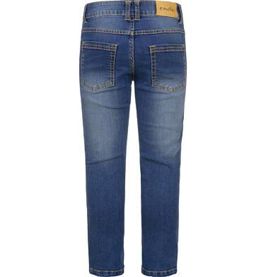 Endo - Spodnie jeansowe dla chłopca, 9-13 lat C03K549_1,3