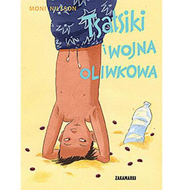Endo - Tsatsiki i wojna oliwkowa, Moni Nilsson, Zakamarki BK04248_1 43