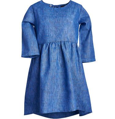 Endo - Sukienka z krótkim rękawem dla dziewczynki 3-8 lat D81H057_1