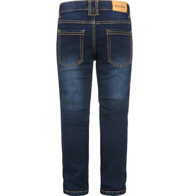 Endo - Spodnie jeansowe dla chłopca, 9-13 lat C03K549_2 174