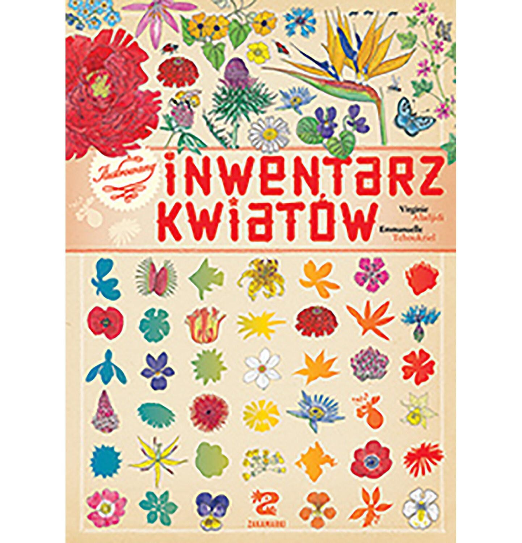 Endo - Ilustrowany inwentarz kwiatów, Virginie Aladjidi, Emmanuelle Tchoukriel, Zakamarki BK04249_1