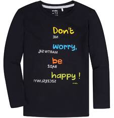 Endo - T-shirt z długim rękawem dla chłopca 9-13 lat C72G660_1