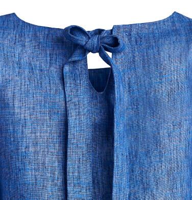 Endo - Sukienka z długim rękawem dla dziewczynki 9-13 lat D81H557_1