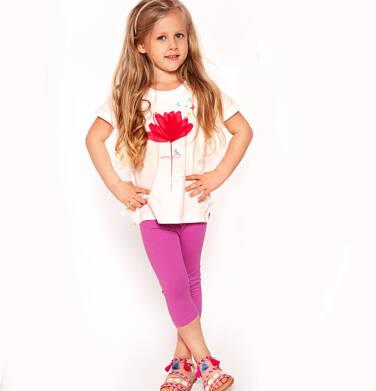Endo - Legginsy 3/4 dla dziewczynki 3-8 lat D91K027_6