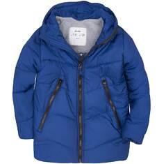 Dłuższa kurtka dla chłopca 3-8 lat C72A004_1