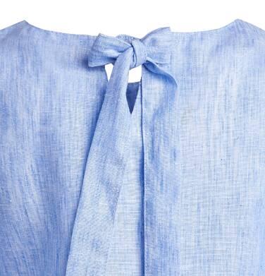 Endo - Sukienka z krótkim rękawem dla dziewczynki 3-8 lat D81H057_2