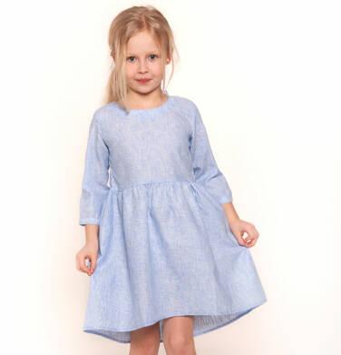 Endo - Sukienka z krótkim rękawem dla dziewczynki 9-13 lat D81H557_2