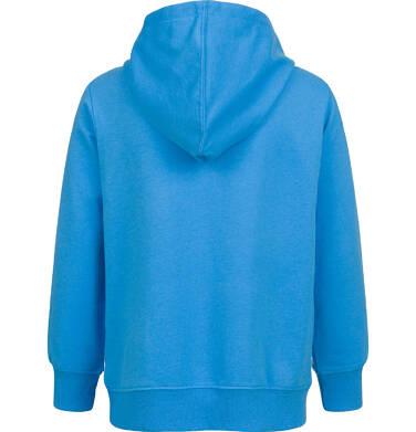 Endo - Bluza z kapturem dla chłopca, motyw z kosmosem, niebieska, 9-13 lat C03C540_2,2