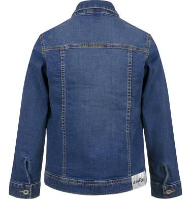 Endo - Kurtka jeansowa dla dziewczynki, 9-13 lat D03A512_1 15