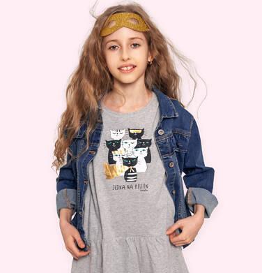 Endo - Kurtka jeansowa dla dziewczynki, 9-13 lat D03A512_1 8