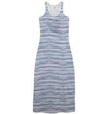 Długa sukienka na ramiączkach dla dziewczynki D61H062_1