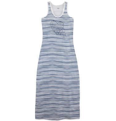 Endo - Długa sukienka na ramiączkach dla dziewczynki D61H062_1