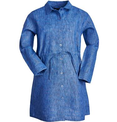 Endo - Sukienka z długim rękawem dla dziewczynki 3-8 lat D81H058_1