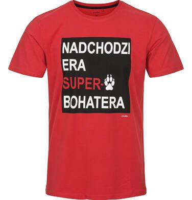 T-shirt męski z krótkim rękawem Q91G005_1