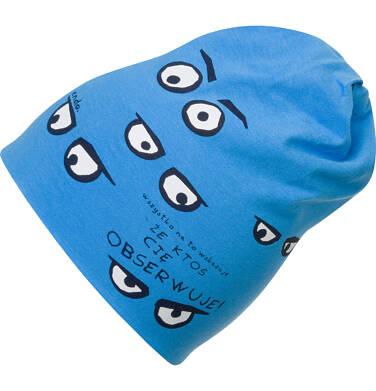 Endo - Czapka dla chłopca, niebieska C03R015_1 26