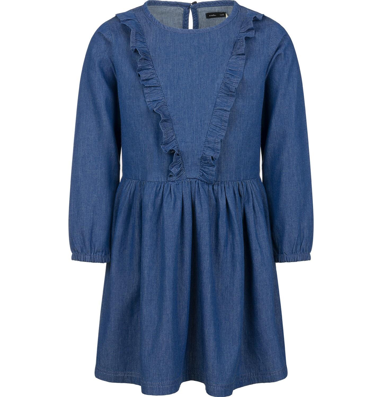 Endo - Sukienka jeansowa dla dziewczynki, 9-13 lat D03H563_1