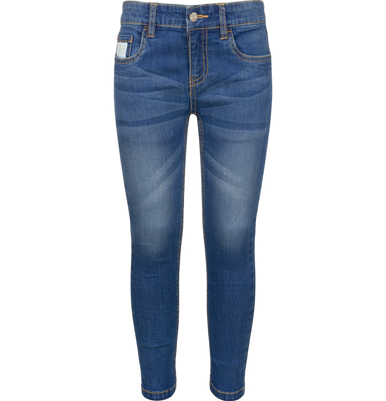 Endo - Spodnie jeansowe dla dziewczynki, 9-13 lat D03K581_1
