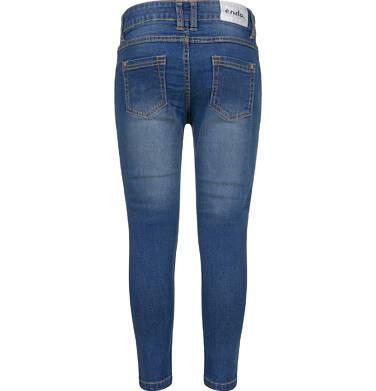 Endo - Spodnie jeansowe dla dziewczynki, 9-13 lat D03K581_1 26