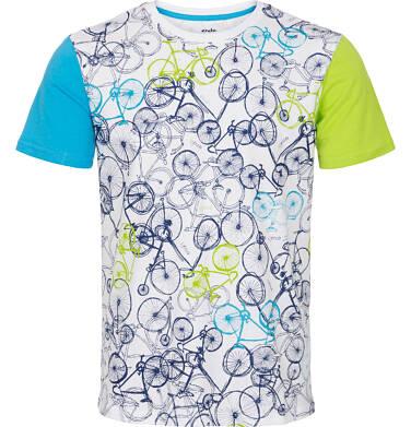 T-shirt męski z krótkim rękawem Q91G010_1
