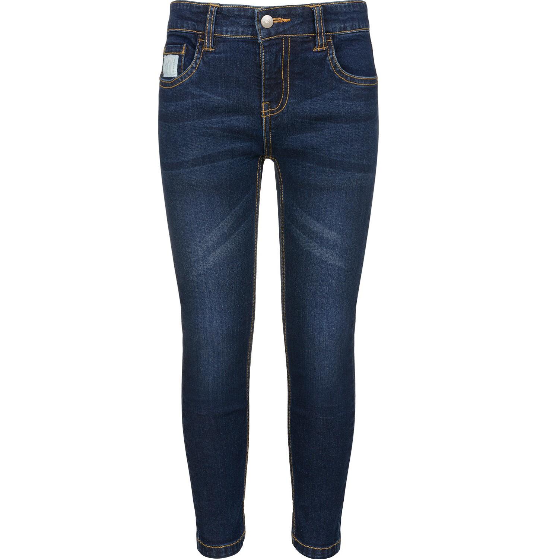 Endo - Spodnie jeansowe dla dziewczynki, 9-13 lat D03K581_2