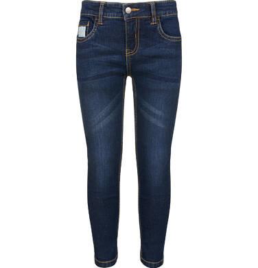 Endo - Spodnie jeansowe dla dziewczynki, 9-13 lat D03K581_2 1