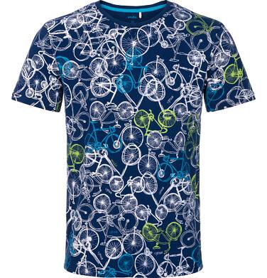 T-shirt męski z krótkim rękawem Q91G011_1