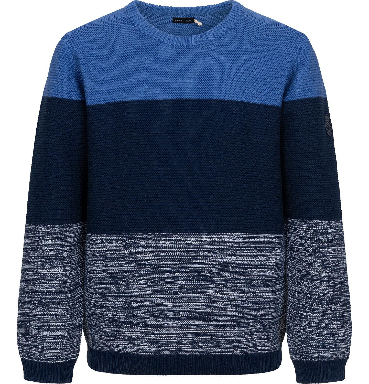 Endo - Sweter dla chłopca, w paski, 2-8 lat C04B001_3
