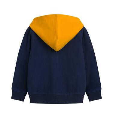 Endo - Rozpinana bluza z kapturem dla dziecka do 2 lat N04C002_1,2