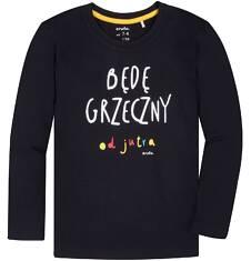 T-shirt z długim rękawem dla chłopca 9-13 lat C72G662_1