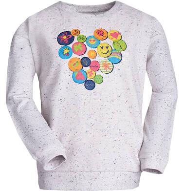 Endo - Bluza z długim rękawem dla dziewczynki 3-8 lat D82C033_1