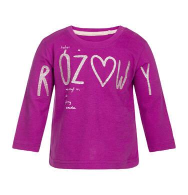 Endo - T-shirt z długim rękawem dla dziecka 0-3 lata N82G019_1