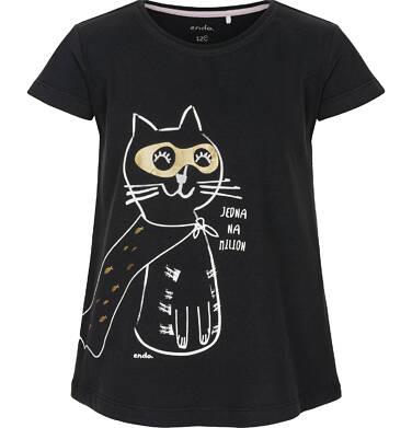 Endo - T-shirt z krótkim rękawem dla dziewczynki 9-13 lat D91G572_1