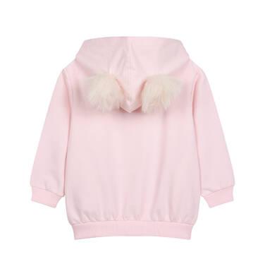 Endo - Rozpinana bluza z kapturem dla dziecka do 2 lat N04C017_1 4