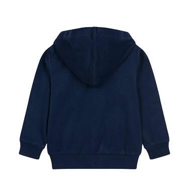 Endo - Rozpinana bluza z kapturem dla dziecka do 2 lat N04C037_1,2