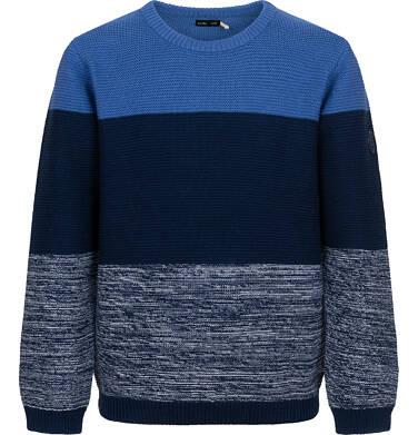 Sweter dla chłopca, w paski, 9-13 lat C04B009_3