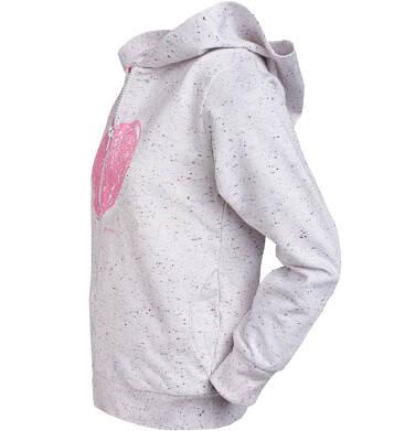 Endo - Rozpinana bluza z kapturem dla dziewczynki 3-8 lat D81C021_1