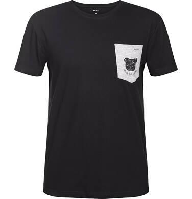 Endo - T-shirt męski z krótkim rękawem Q82G013_1