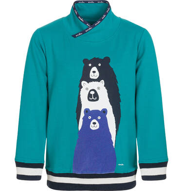 Endo - Bluza dla chłopca 3-8 lat C92C013_1 3