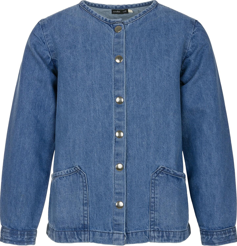 Endo - Bluza jeansowa dla dziewczynki 3-8 lat D91A011_1