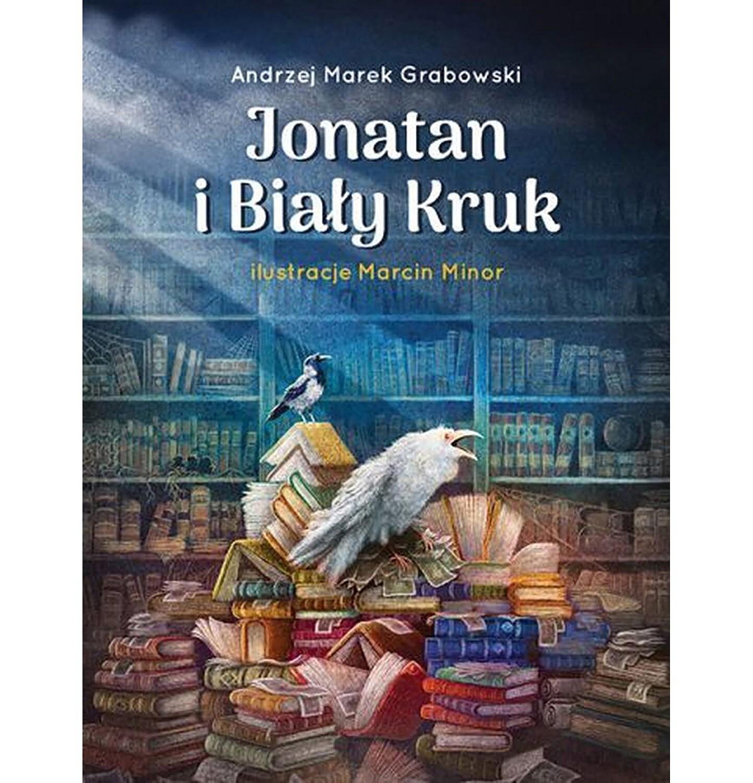 Endo - Jonatan i Biały Kruk, Andrzej Marek Grabowski, Adamada BK04265_1