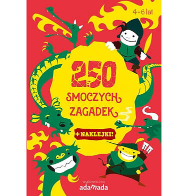 Endo - 250 smoczych zagadek, Aleksandra Golecka-Mazur, Adamada BK04267_1 6