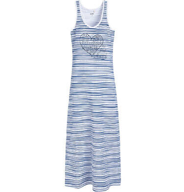 Endo - Długa sukienka  damska na ramiączkach Y61H006_1