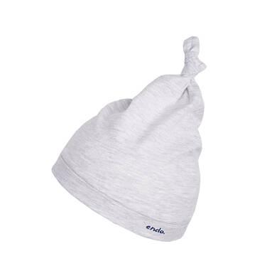 Endo - Czapeczka z supełkiem  dla dziecka 0-3 lata N72R015_2