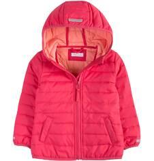 Pikowana kurtka z kapturem dla dziewczynki 2-3 lata N71A009_2