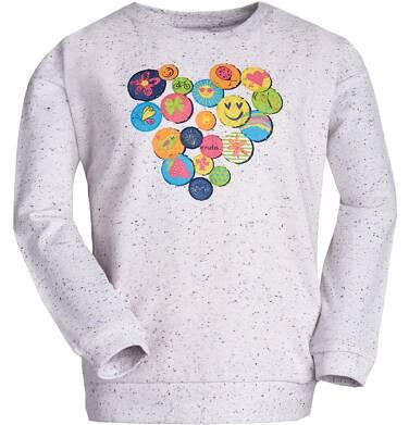 Endo - Bluza z długim rękawem dla dziewczynki 9-13 lat D82C533_1