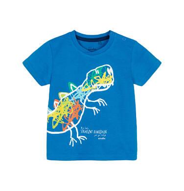 Endo - T-shirt z krótkim rękawem dla dziecka 0-3 lata N91G005_1