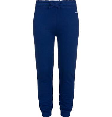 Spodnie dresowe dla dziewczynki, granatowe, 9-13 lat D05K017_1