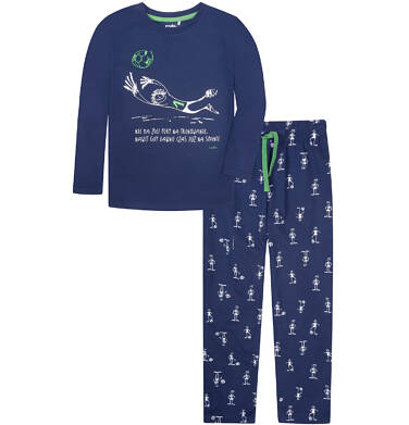 Endo - Piżama z długimi spodniami dla chłopca 3-8 lat C72V005_1