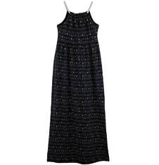 Długa sukienka na ramiączkach damska Y61H008_1
